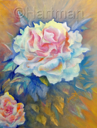 Beautiful Mint Juleps Rose