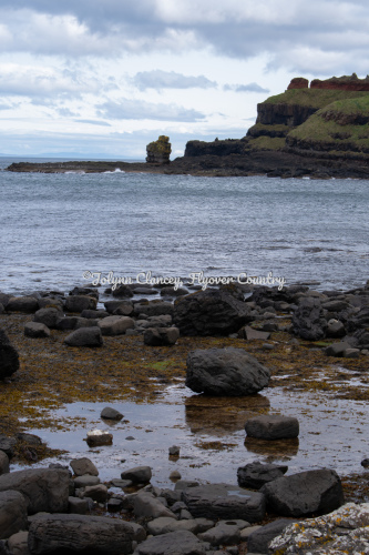 Giant's Causeway - Headlands by Flyover Country Impressions