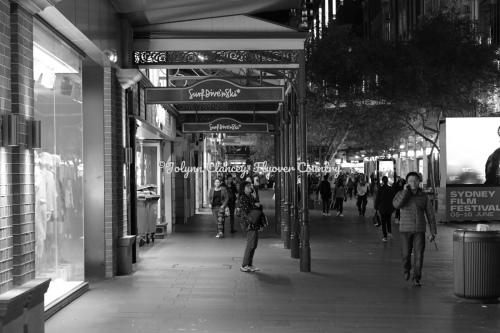 Sydney, NSW - Night Life 2
