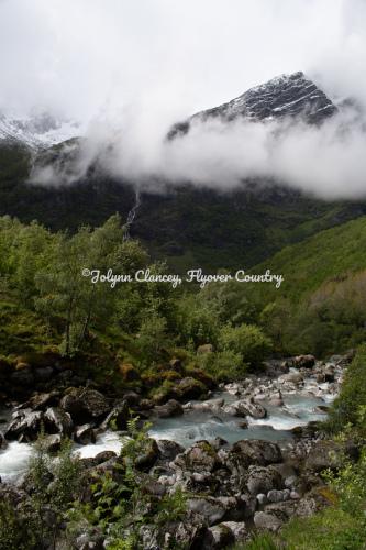 Norway - Briksdal Glacier