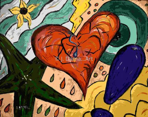 Cosmic Heart Break