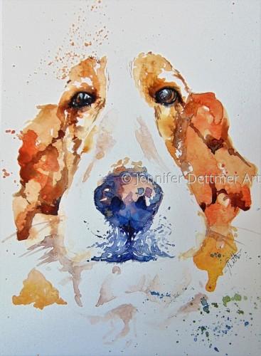 Atty by Jennifer Dettmer Art