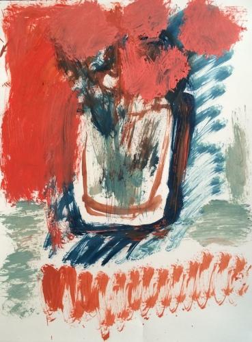 Flower series 3 by Janet Trierweiler