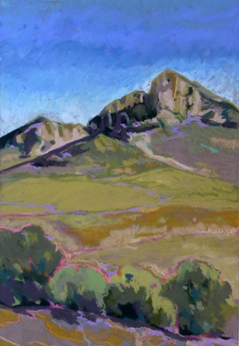 Hollister Peak (large view)