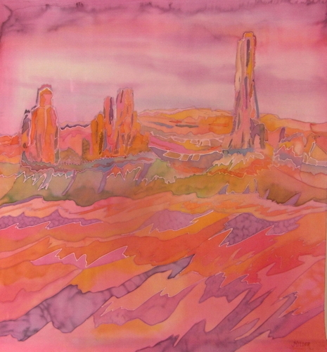 Monument Valley Pinks (large view)