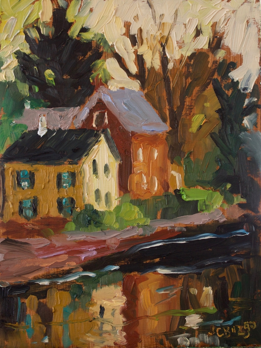 Canal Houses (large view)