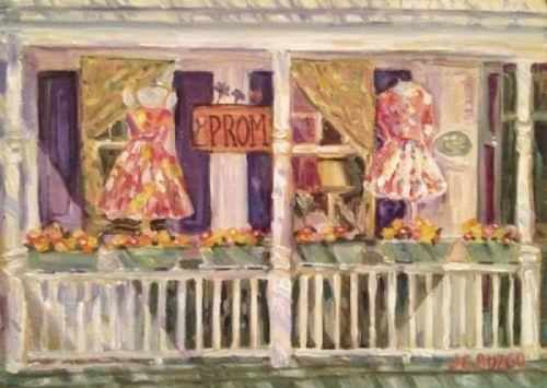 Lambertville Dress Shop (large view)
