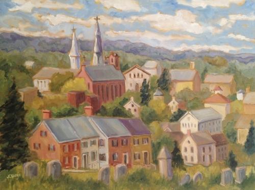 Lambertville Overlook (large view)