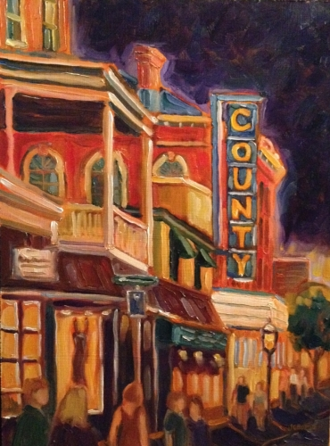 Doylestown County Theater