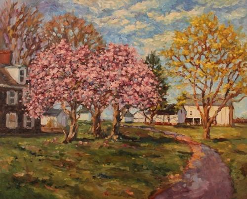 3 Magnolias