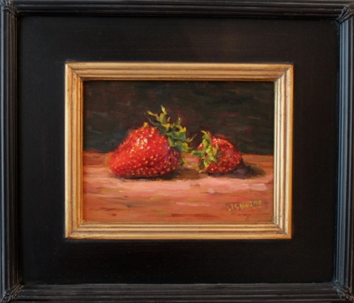 Two Strawberries II