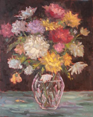Great Grandma's Flowers
