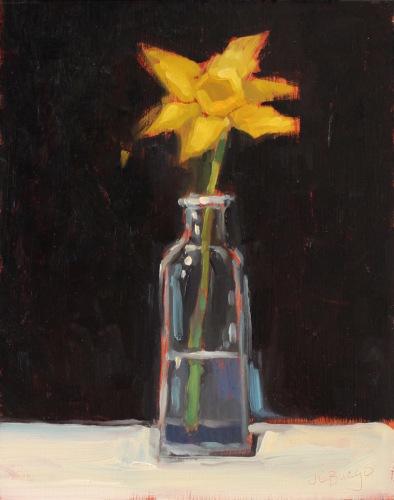 Daffodil in Vase II