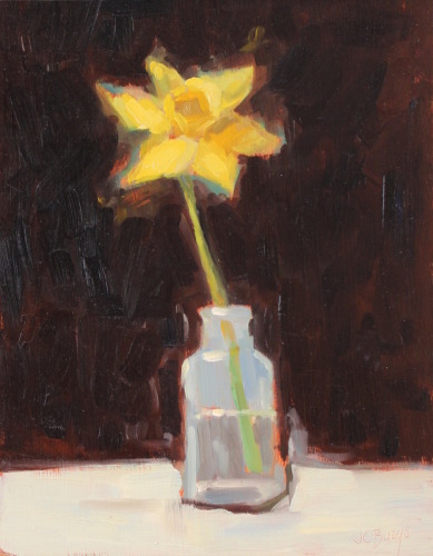 Daffodil in Vase III