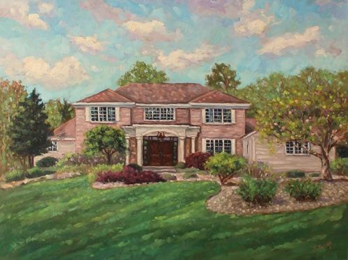 Harbourton Ridge House