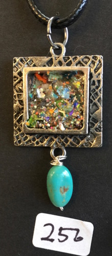 Necklace # 256
