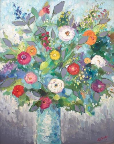 Bursting Bouquet