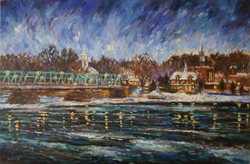 Lambertville Lights II
