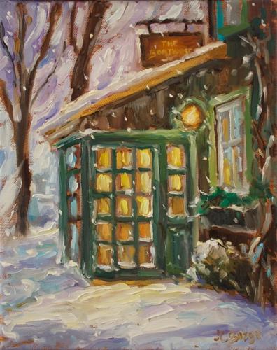The Boathouse Winter II