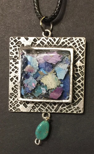 Necklace # 305 B