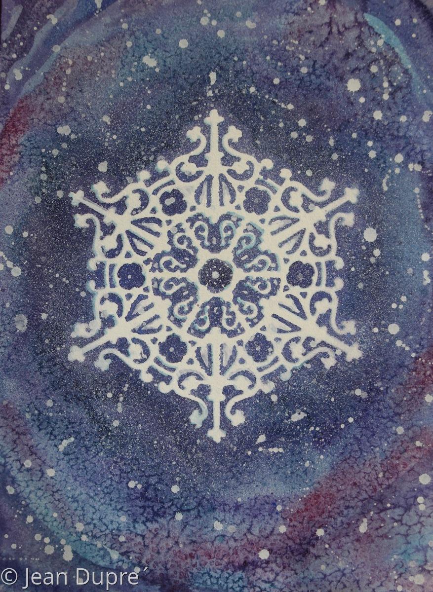 Snowflake 1 (large view)