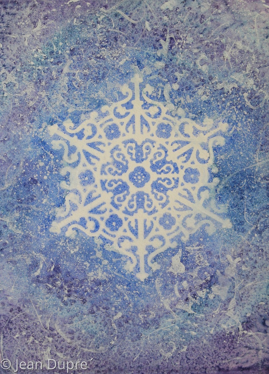 Snowflake 3 (large view)
