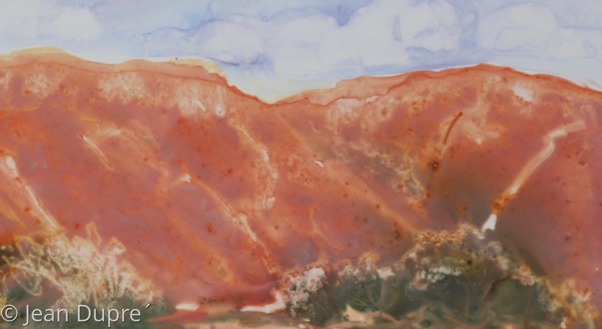 Red Canyon (large view)