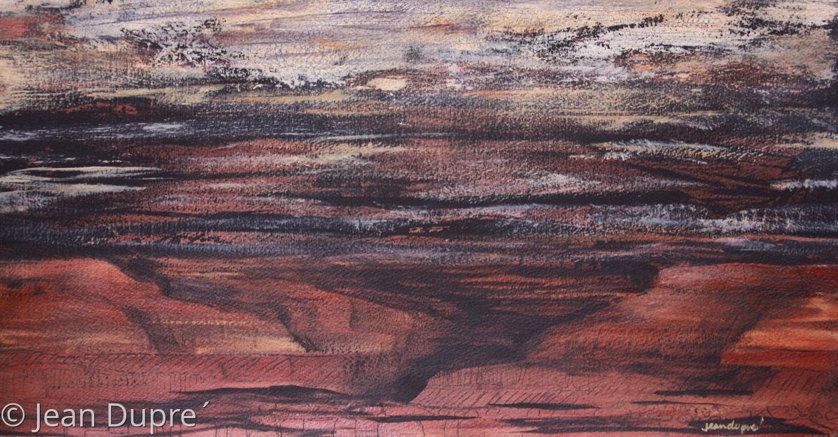 Canyon Dusk (large view)