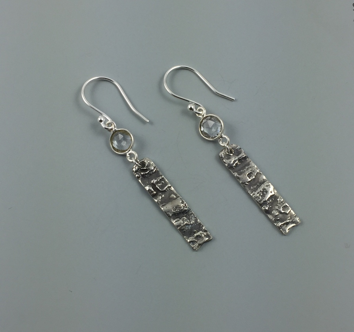 Glacier Earrings (large view)
