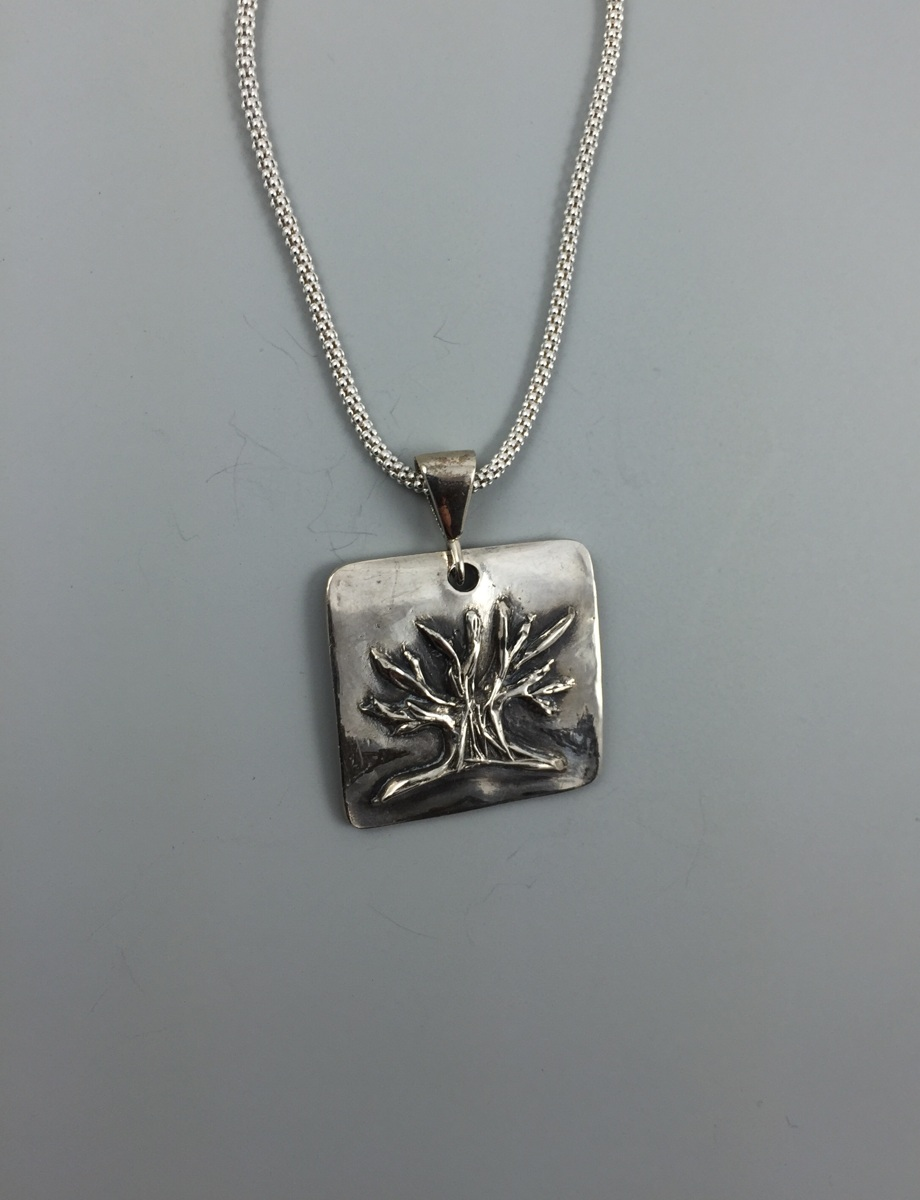 Tree Necklace (large view)