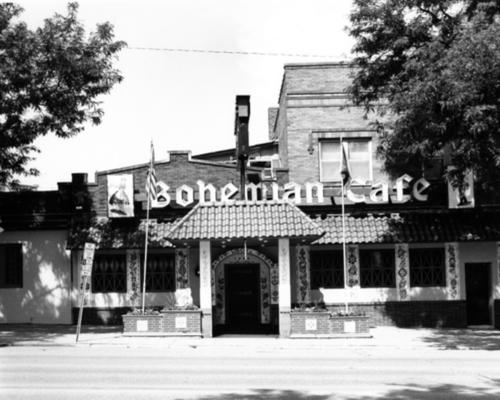 Omaha, Bohemian Cafe