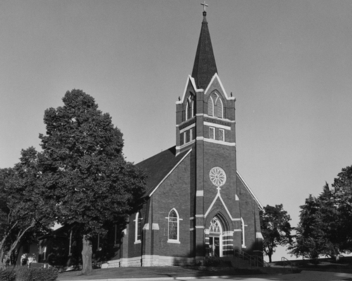 Weston, St, John of Nepomuk Catholic Church by Jean Lewis Photography