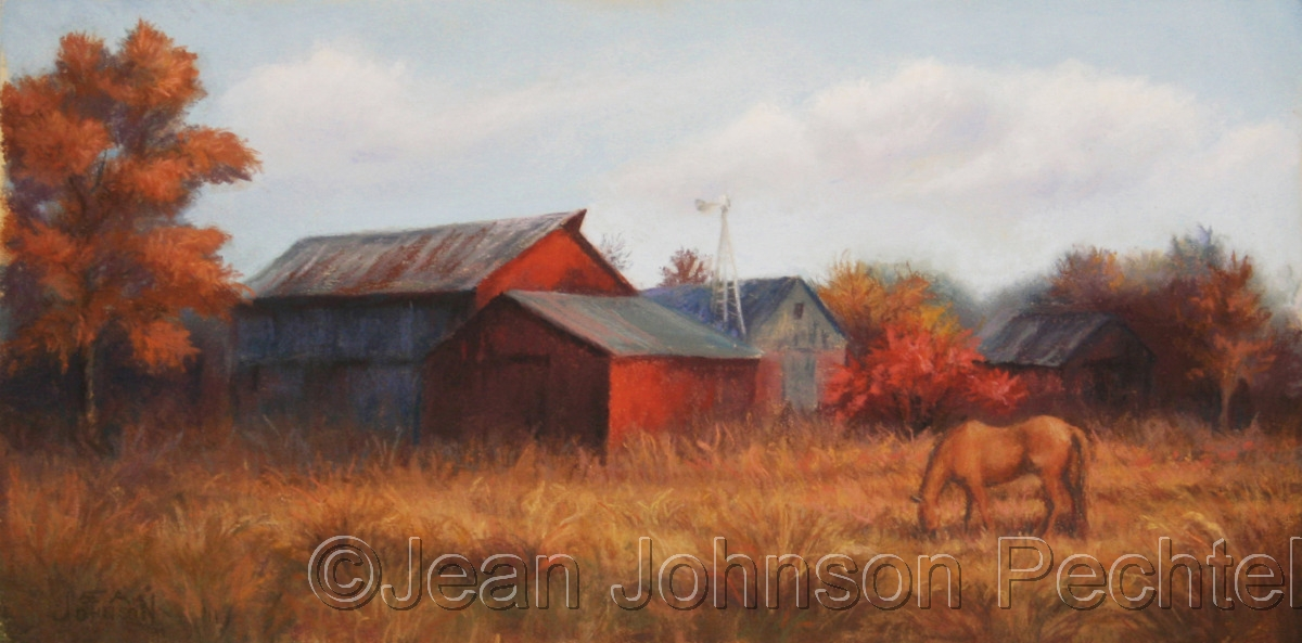 Red Barn (large view)
