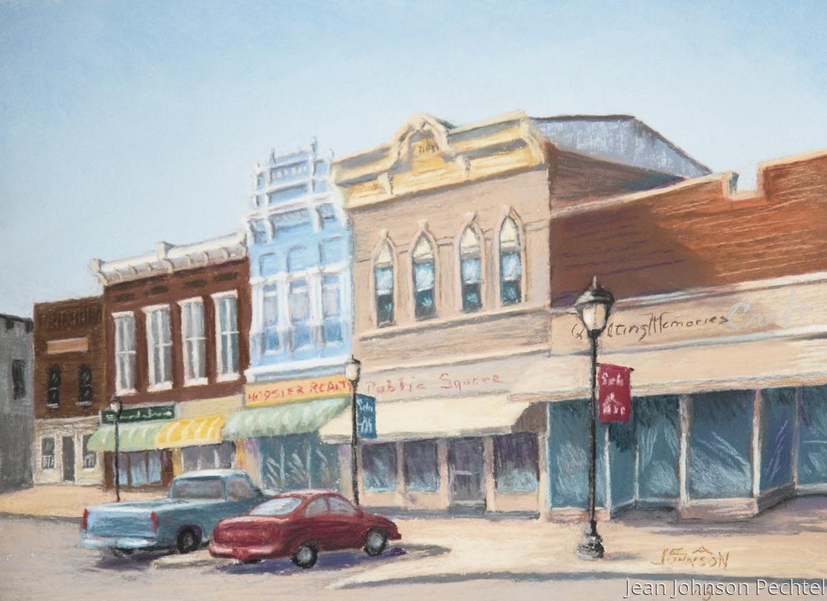 Salem, Town Square (large view)
