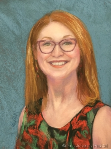 Portrait of Anne Von Ehr