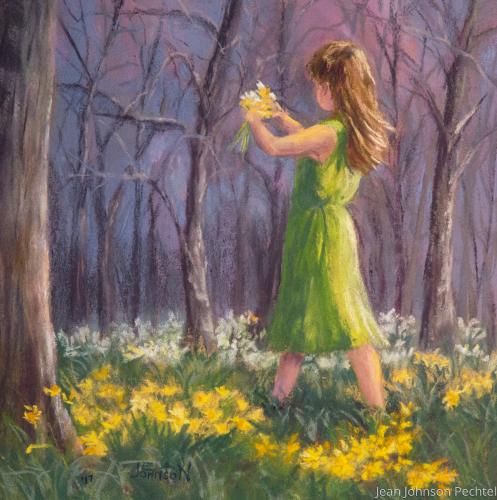 Daffodil Girl