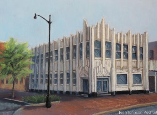 Art Deco, 101 South Grove, Elgin