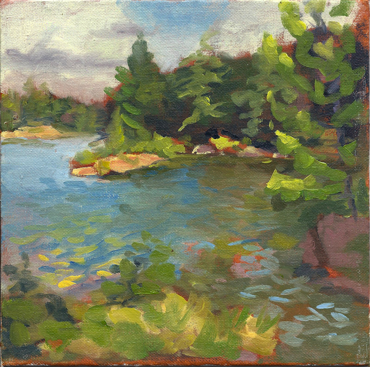 French River Cove (large view)