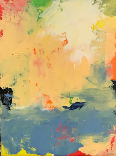Summer Skies 1 by Jeffrey Charlesworth