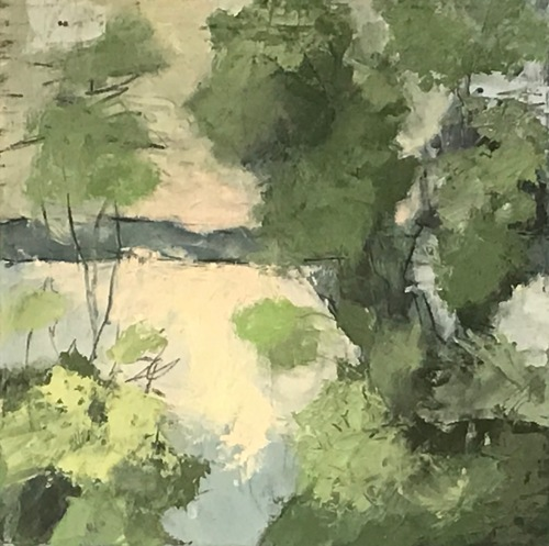 Susquehanna View 1 by Jeffrey Charlesworth