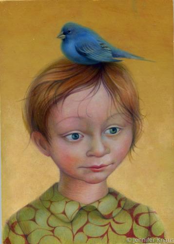 Blue Bird (large view)