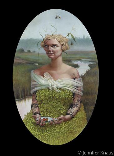 Weeds by Jennifer Knaus