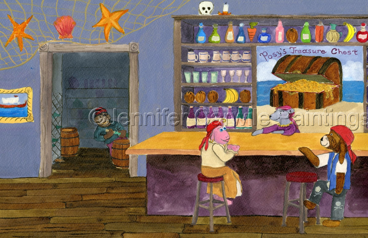 Treasure Chest Cafe (large view)