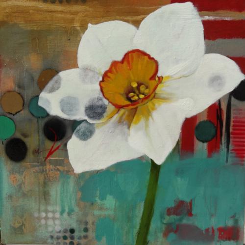 daffodil mannerisims by Jennifer Rasmusson