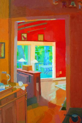 Morning Ritual by Jennifer OConnell