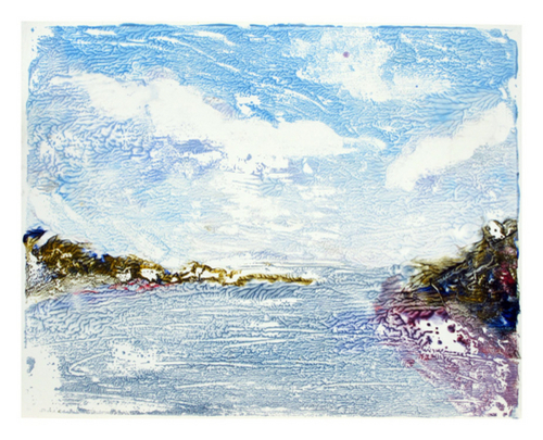 River - Monotype (large view)