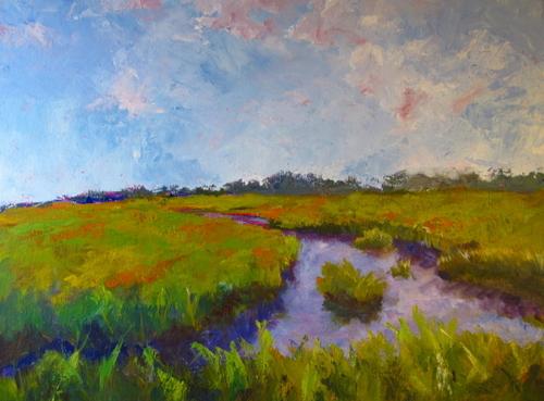 Chincoteague Marsh (large view)