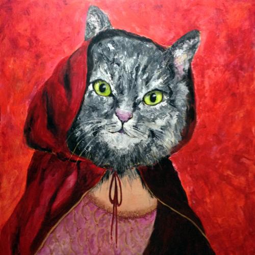 Oh Lovely Pussy by Jennifer VonStein