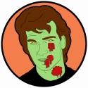 Digital Art-Zombie Patrick Swayze