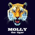 -Molly the tiger